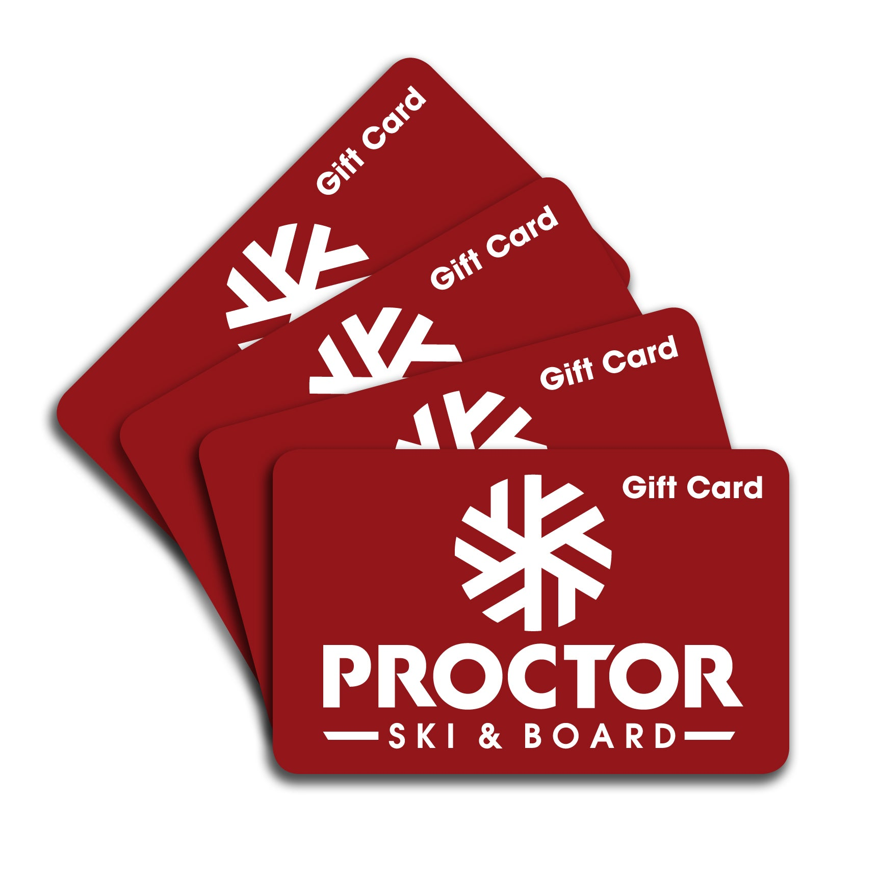 Gift card- Skis & Boards