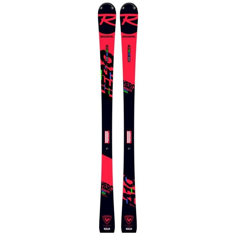 Rossignol Hero Athlete Multi-Event Junior Race Skis 2021 RAJAV01 at Proctor Skis in Nashua, NH