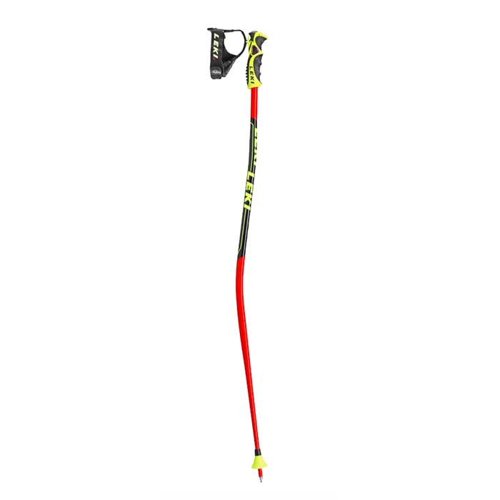 Leki WCR Junior Lite GS 3D Ski Poles 2021 | Junior