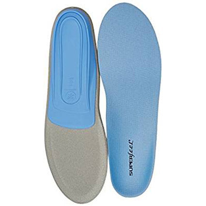 Superfeet Insoles Blue for Ski Boots