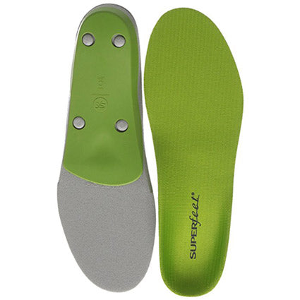 Superfeet Insoles Green for Ski  Boots