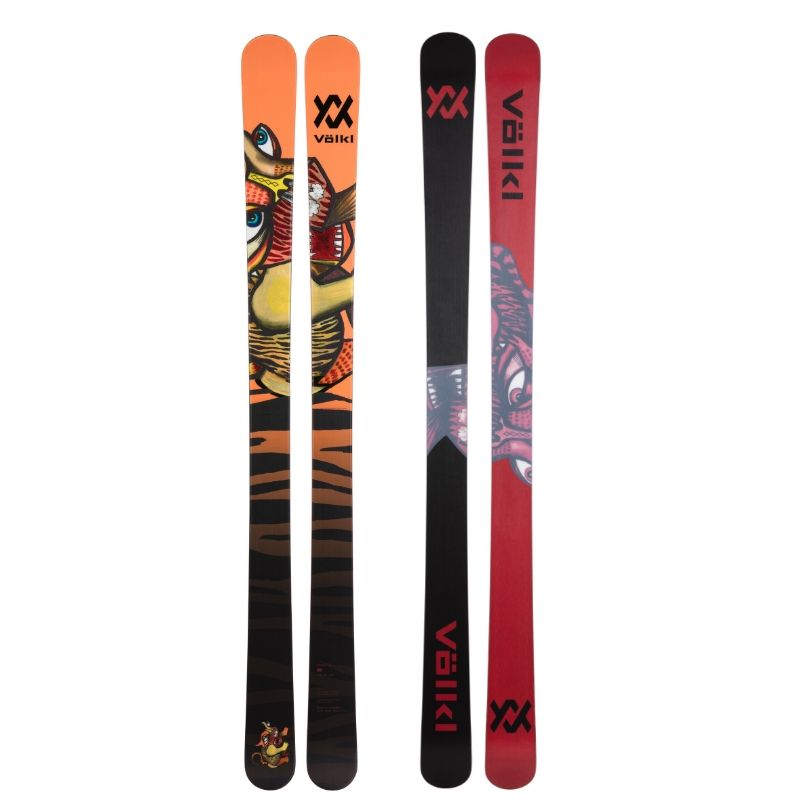 2021 Volkl Revolt 95 Skis at Proctor Skis of Nashua, NH