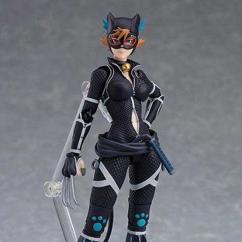 Figma Catwoman Figure from Batman Ninja