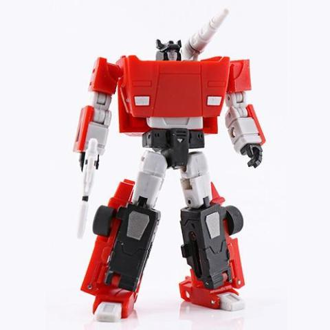 Magic Square MS-B07 Red Cannon (not Sideswipe)