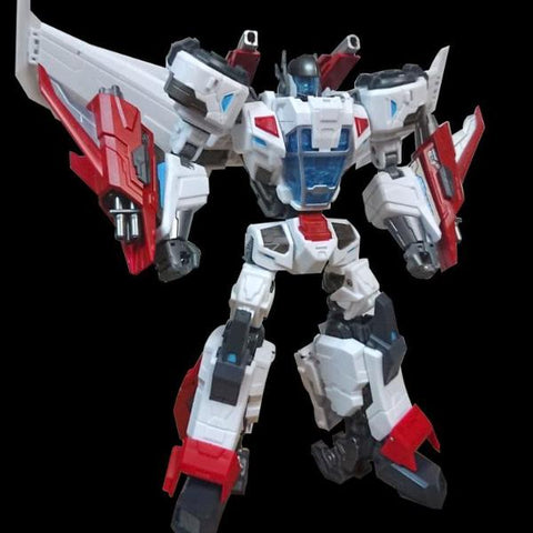 COMING SOON (RRP Pending): Maketoys MT MTCD-05 Buster Skywing White Version