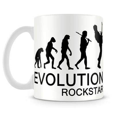Tazza Mug EvolutionRockstar