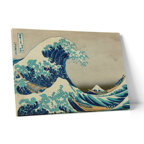 "Quadro in Tela Canvas ""Great Wave Kanagawa"" - LaMAGLIERIA"