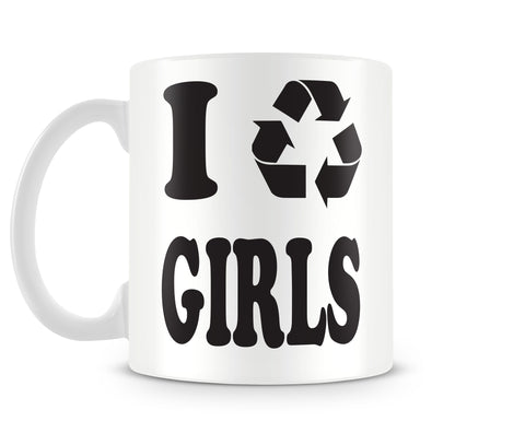 Tazza Mug IReCycleGirls