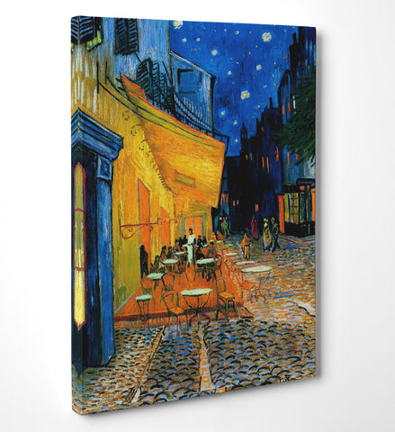 "Quadro in Tela Canvas ""Van Gogh Place Du Forum"" - LaMAGLIERIA"