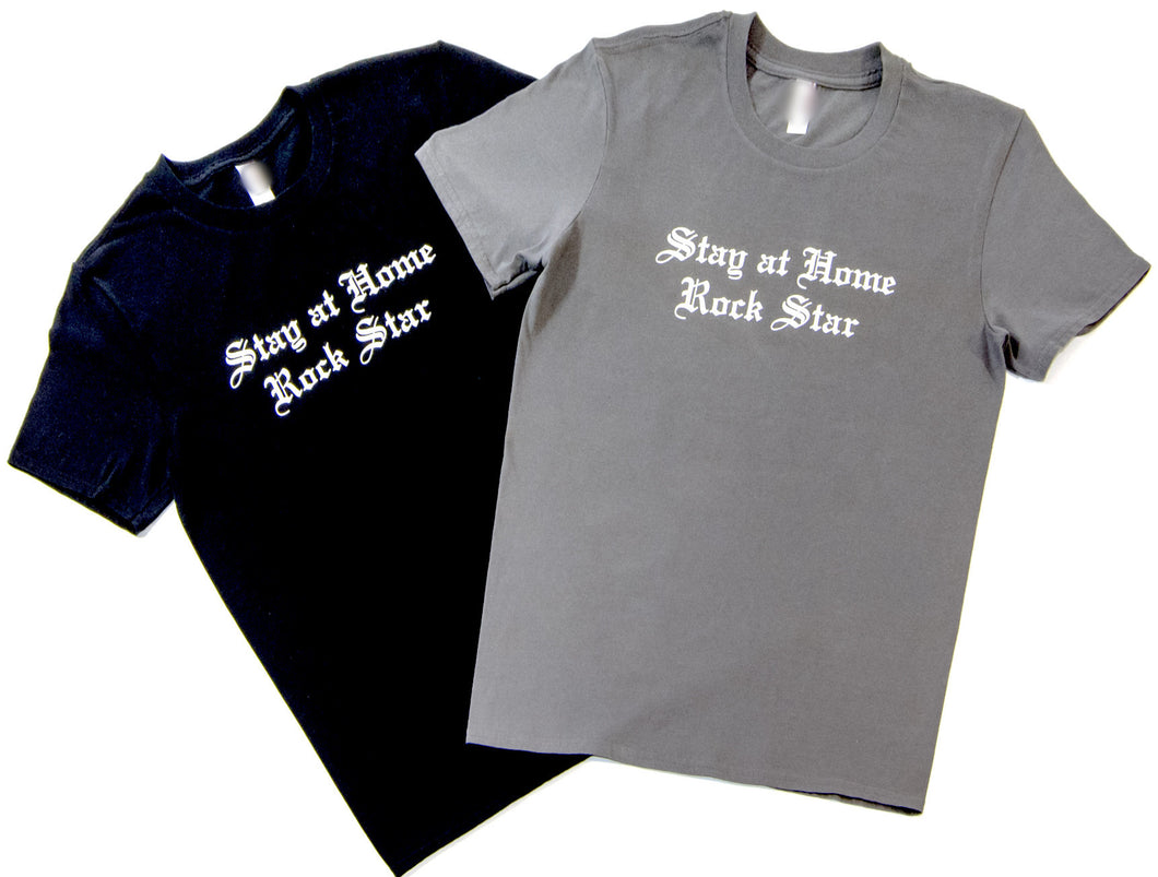Stay at Home Rock Star™ Unisex Tee