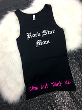 Sample - Rock Star Mom - tee and 3 tank top options