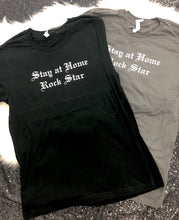 Sample - Stay at Home Rock Star™ Unisex t-shirts