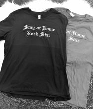 ??Sample - Stay at Home Rock Star™ Relaxed Ladies t-shirts