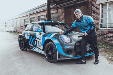 Oliver Bennett ready for first round of FIA World Rallycross Championship