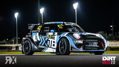 XITE Racing Mini Cooper SX1 to feature in DiRT Rally 2.0 DLC