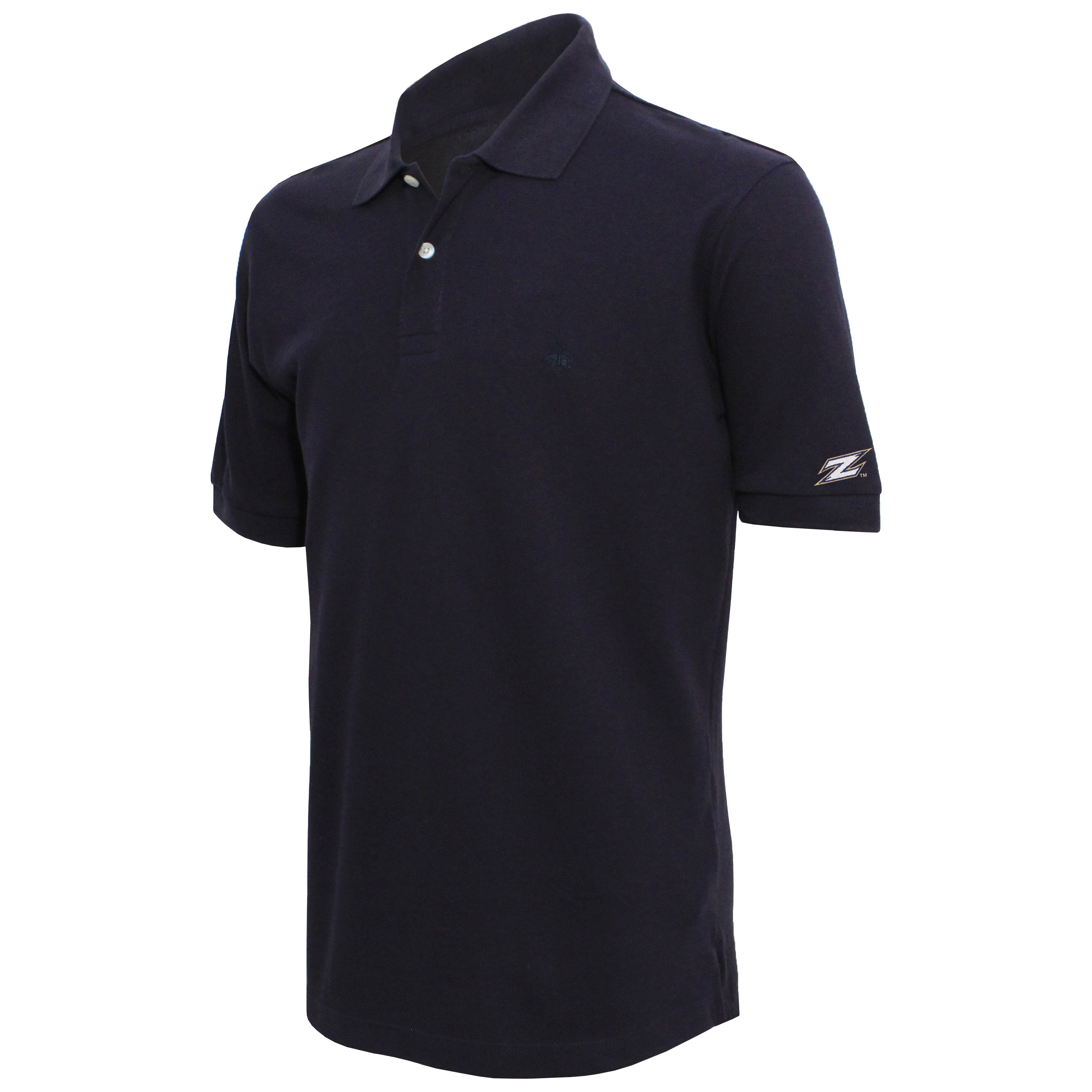 Brooks Brothers Akron Men's Navy Slim Fit Pique Polo Shirt