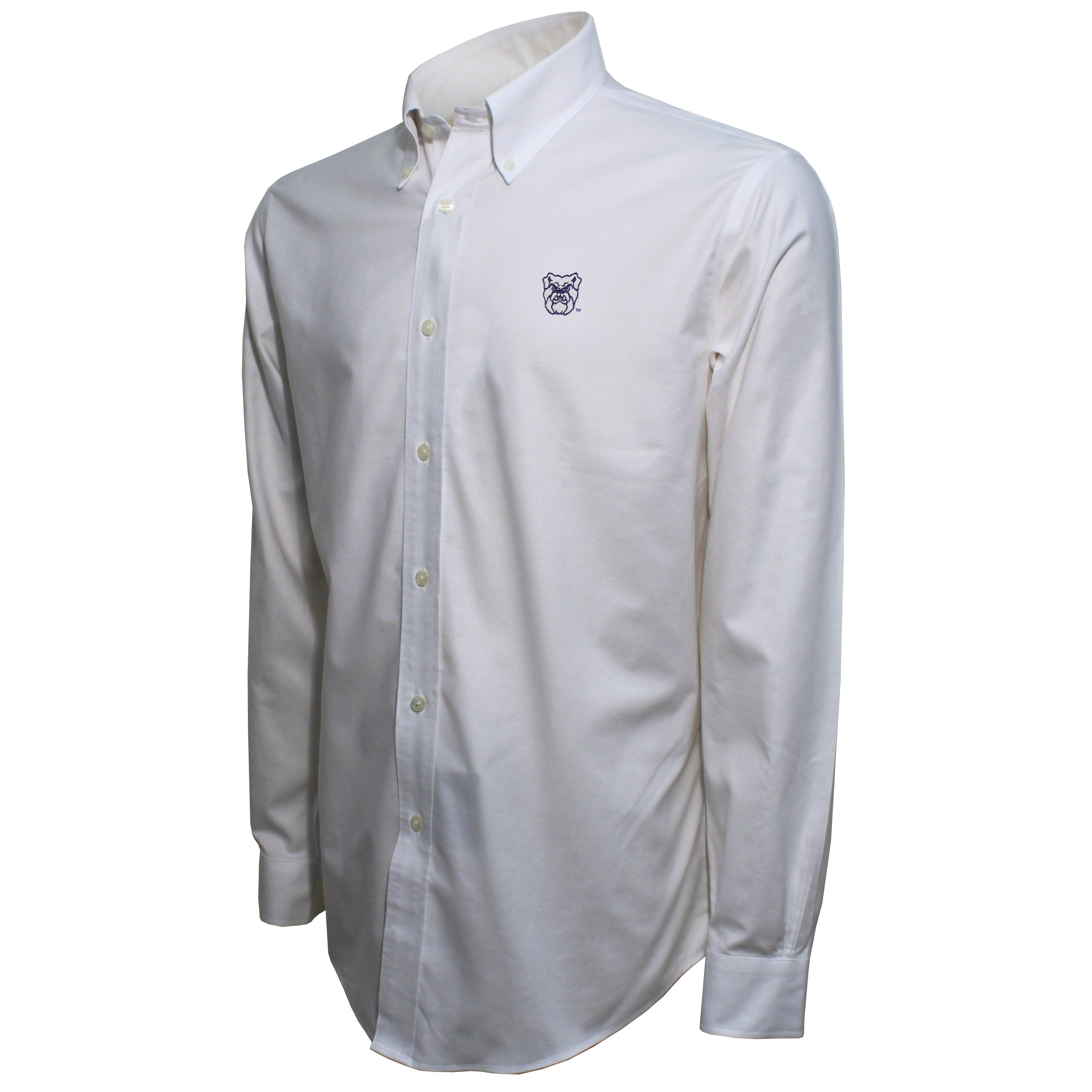 Brooks Brothers Butler Men's White Button Down Shirt