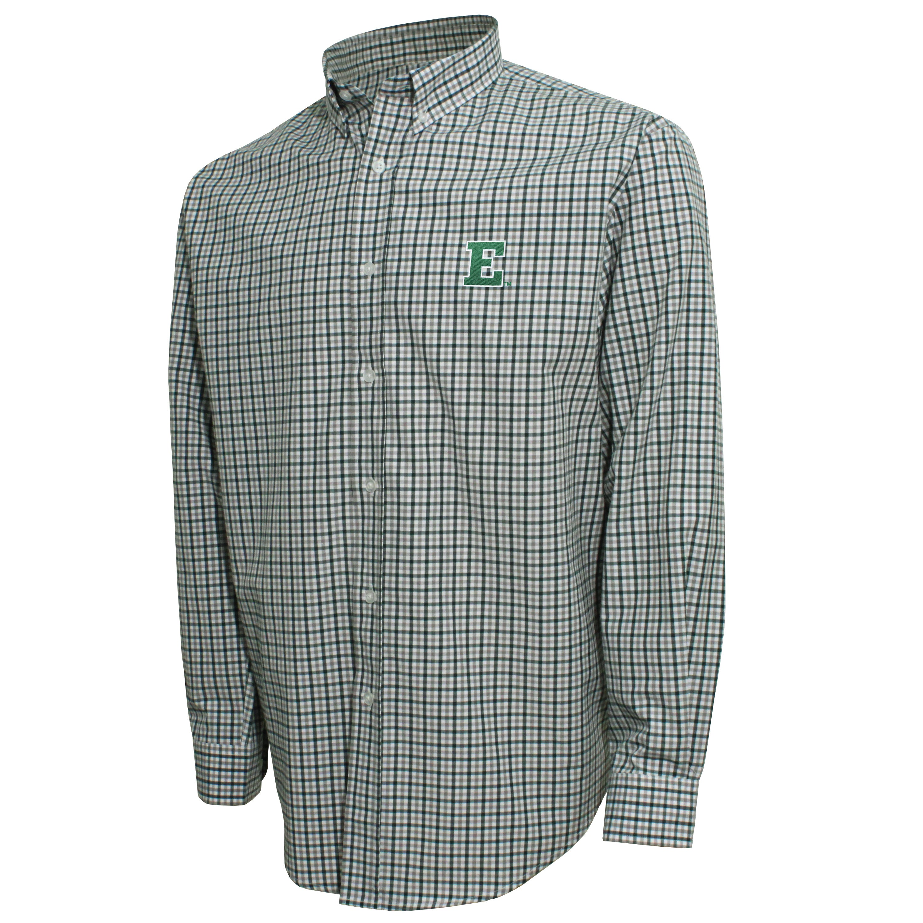 Campus Specialties Eastern Michigan Men's Green Shirt