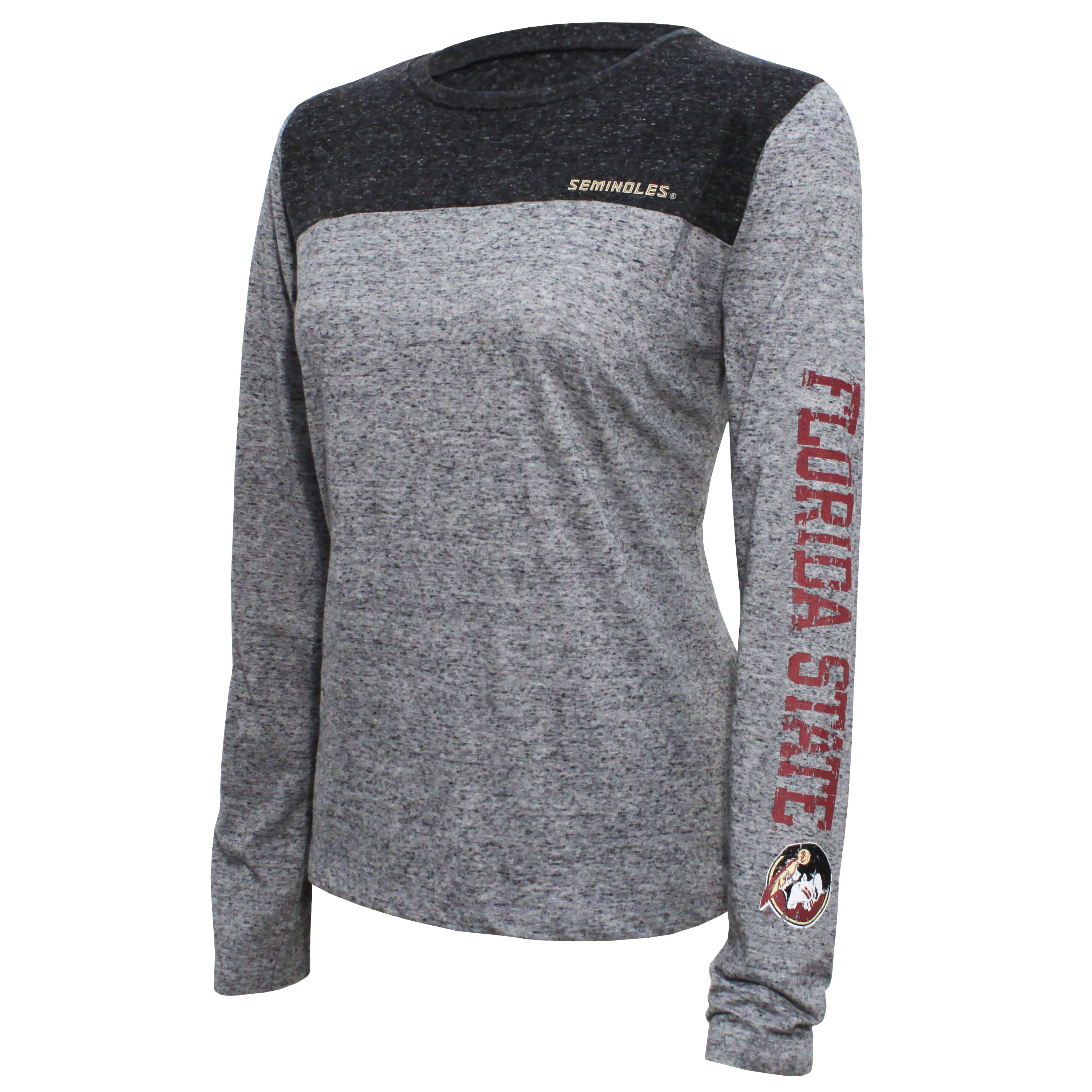 Campus Specialties Florida State Women's Gray Top