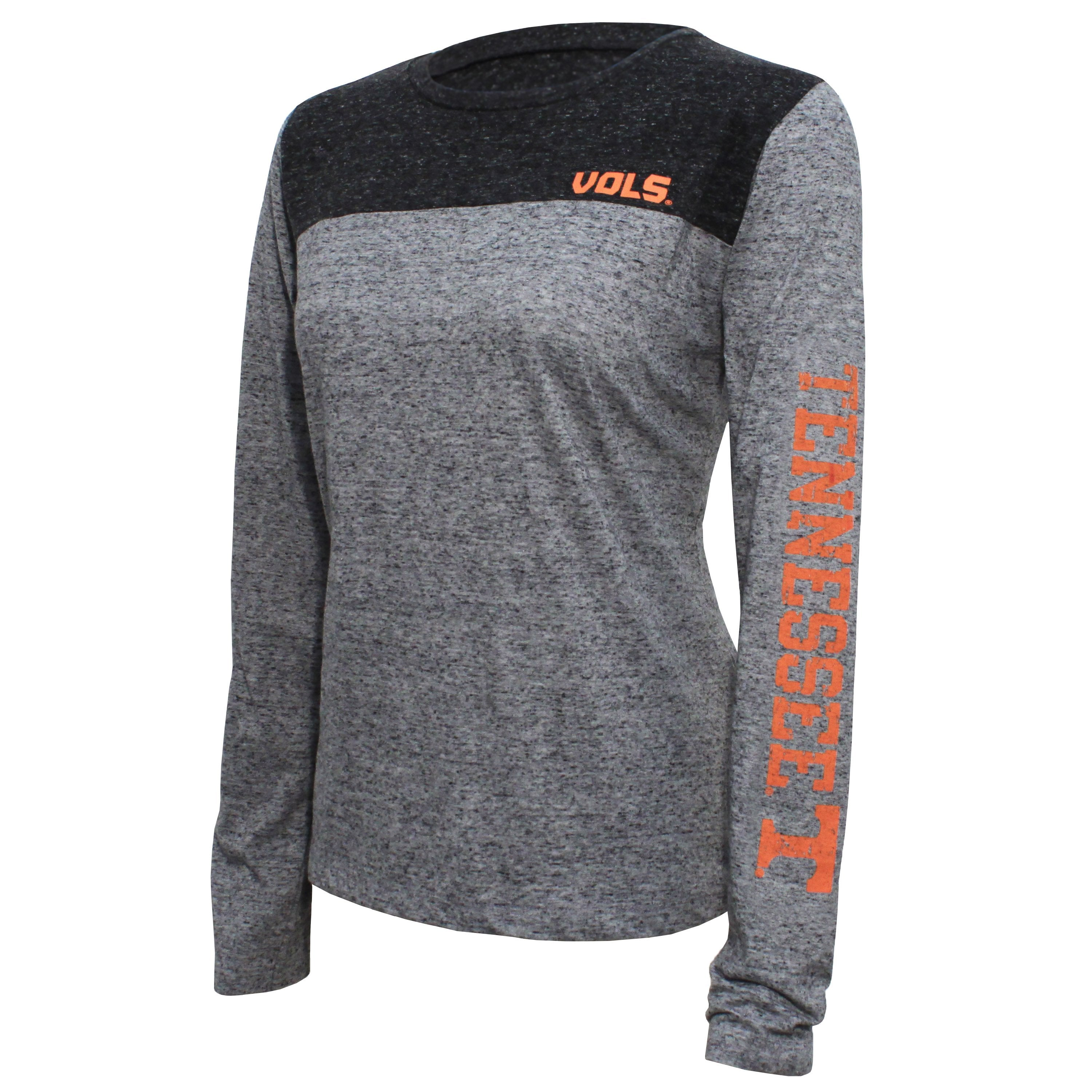 Campus Specialties Tennessee Women's Gray Top