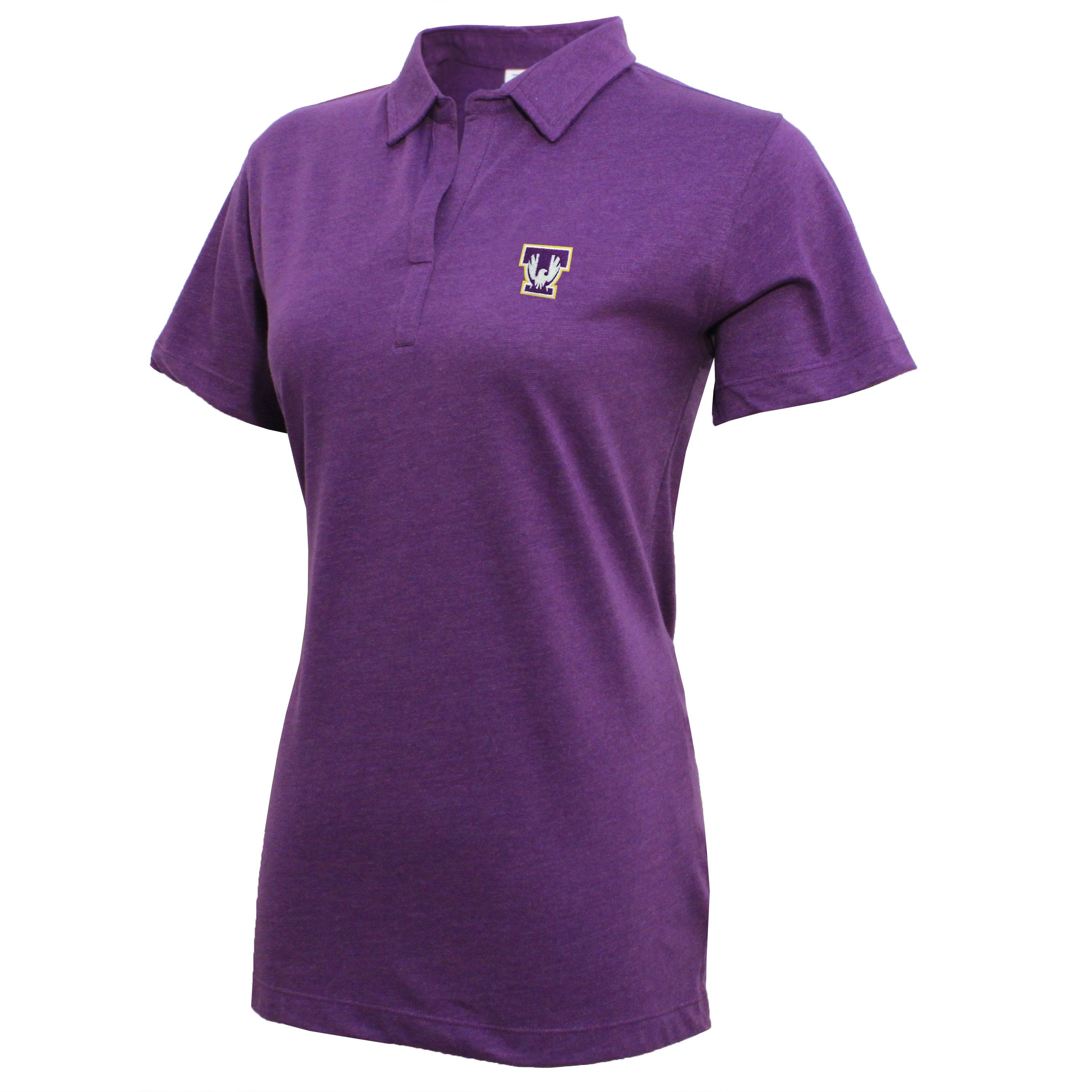 Campus Specialties Tennessee Tech Women's Purple Short Sleeve Polo