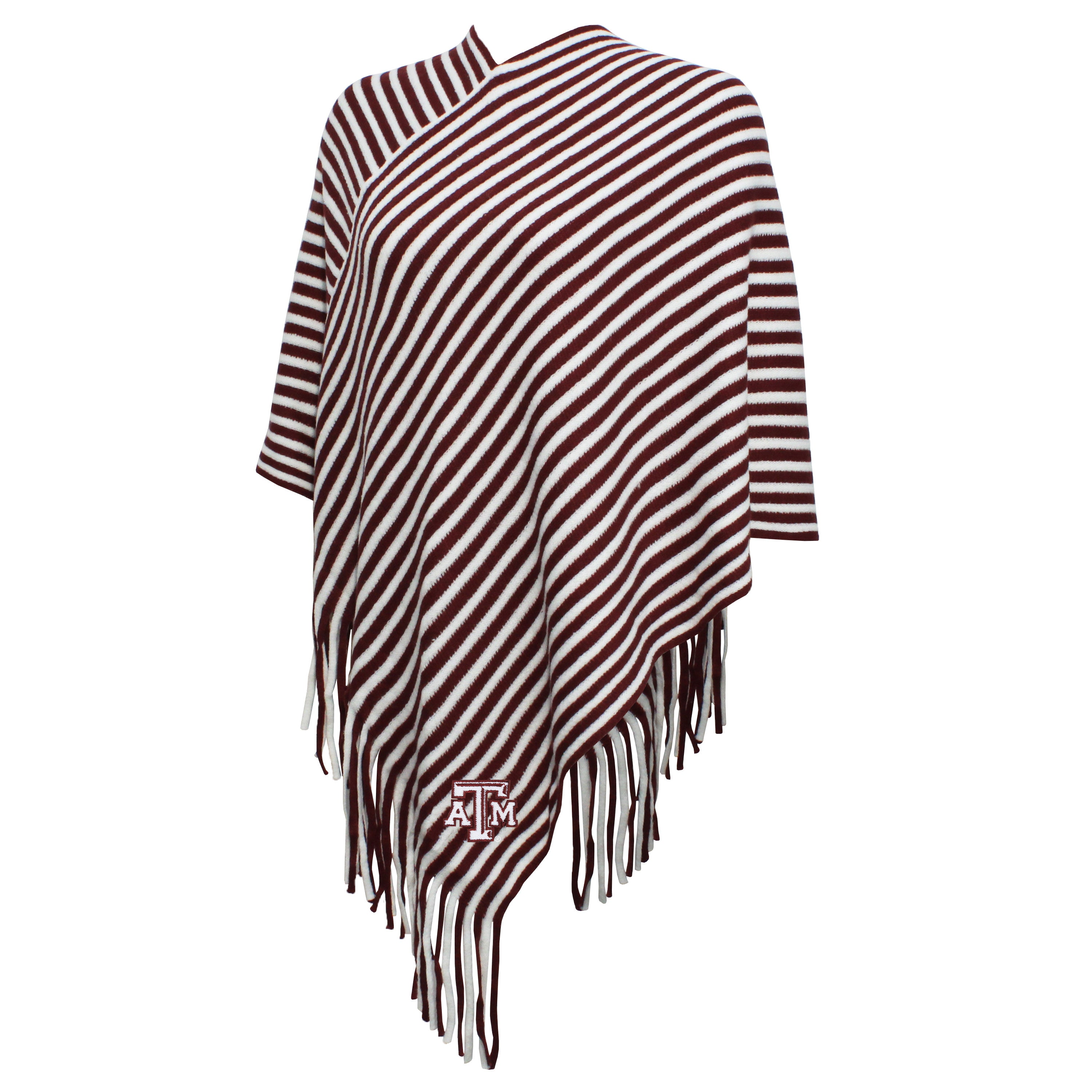 Campus Specialties Texas A&M Women's Maroon Poncho