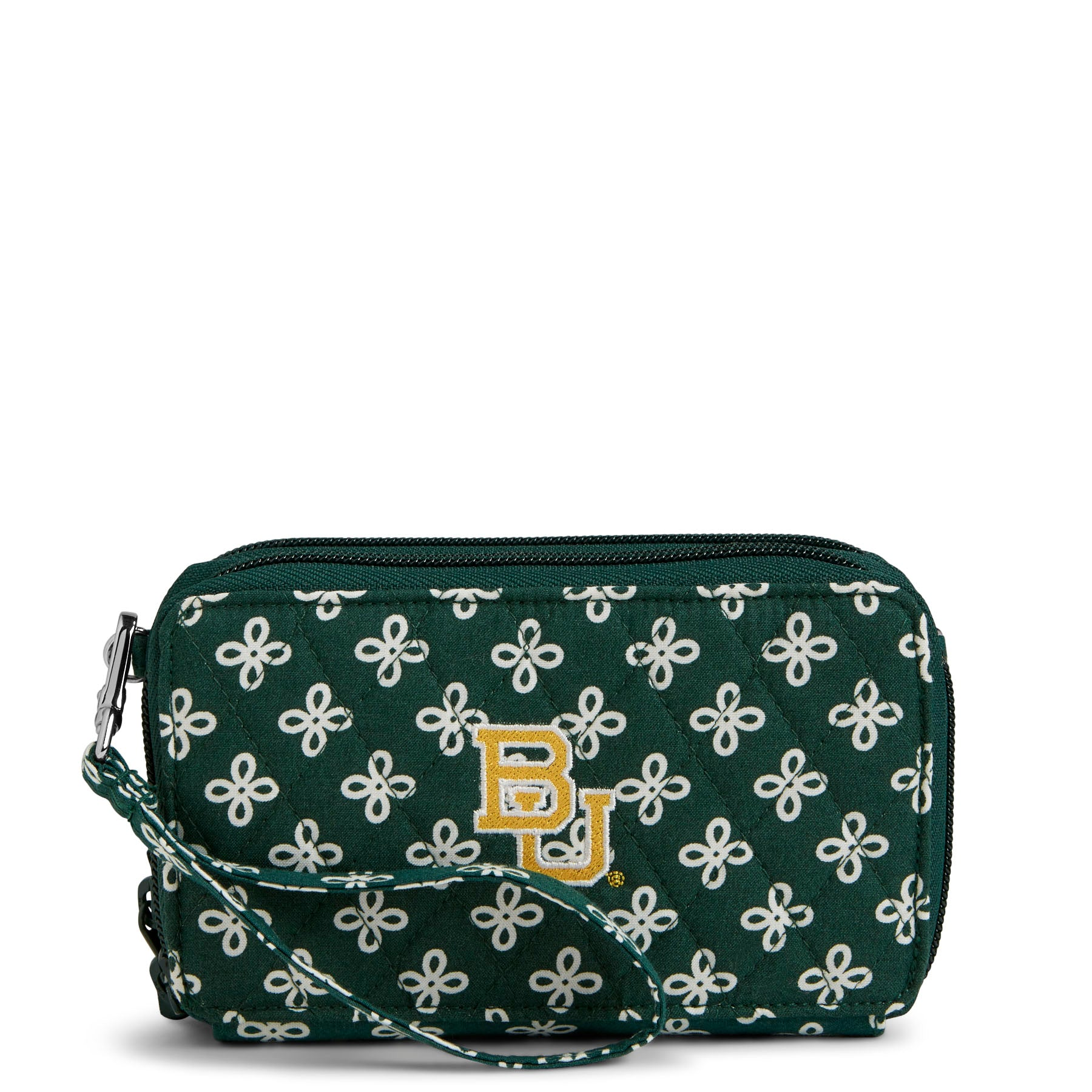 Vera Bradley Baylor University RFID All in One Crossbody