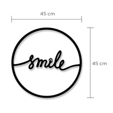 Smile Decorative Metal Accessories