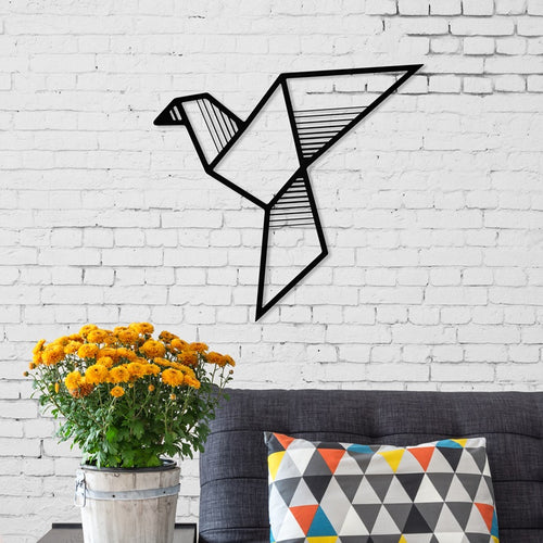 Fly Metal Wall Accessory