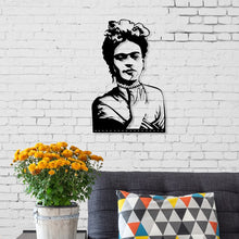 Frida Metal Wall Accessory