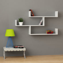Tibet - White Wall Shelf