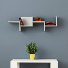 Rako - White Wall Shelf