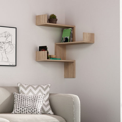 Luksa Corner Shelf