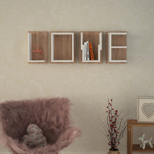 homitis_love_shelf_White_Dark Oak_musthouse