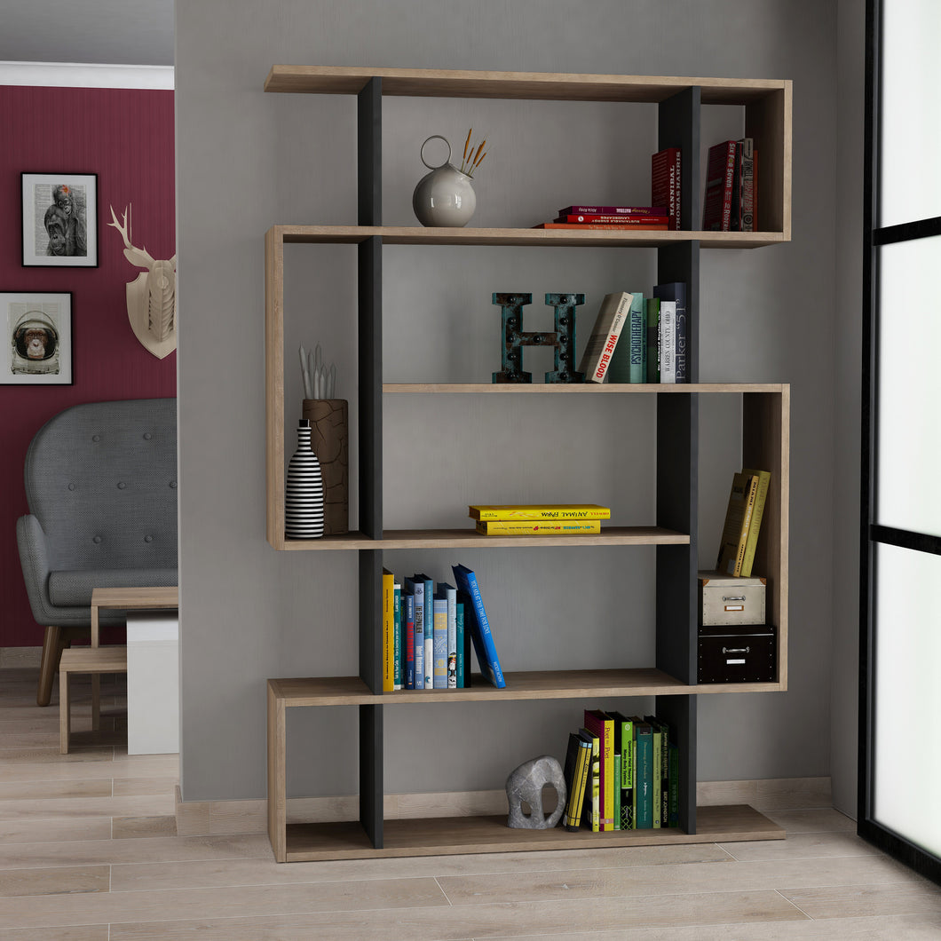 mito_bookcase_Oak_Anthracite_musthouse
