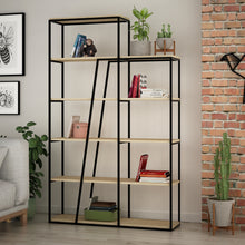 Pal Kitapl?k - Oak Bookshelf