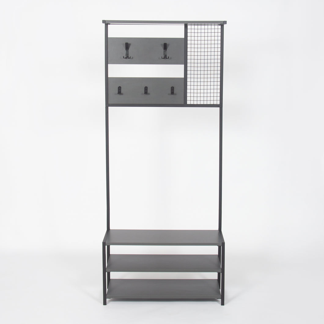 Nomad Portmanto - Anthracite Hall Stand