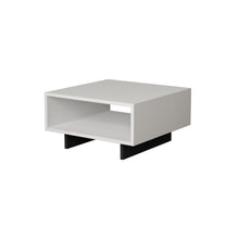 Hola - White, Anthracite Coffee Table
