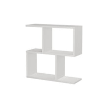 Mania - White Side Table
