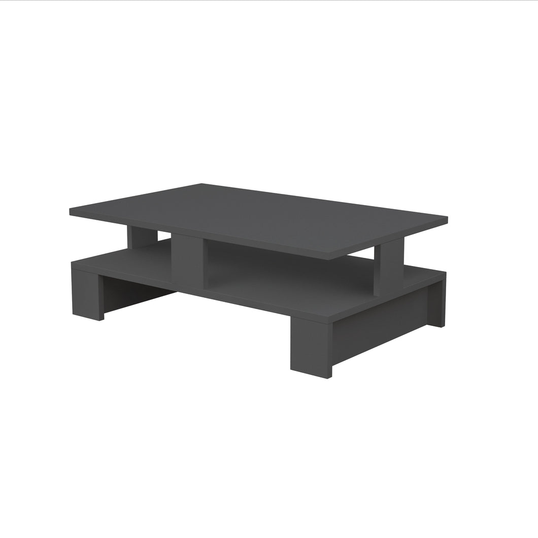 Mansu - Anthracite Coffee Table
