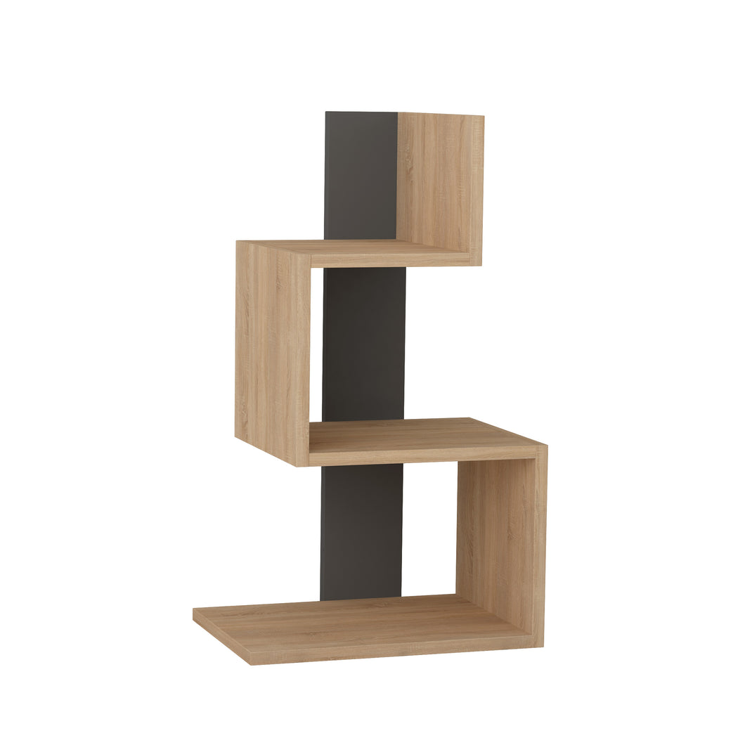 Rosia - Oak, Anthracite Side Table