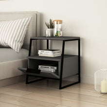 Pal - Anthracite Nightstand