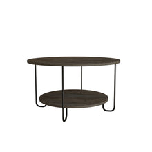 Marbo Coffee Table - Retro Grey Coffee Table