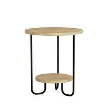 Corro Side Table - Oak Side Table
