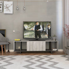 Norfolk Tv Stand - White TV Stand