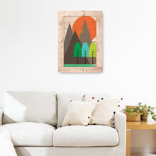 Country Wooden Frame