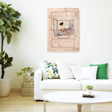 Cherish Wooden Frame