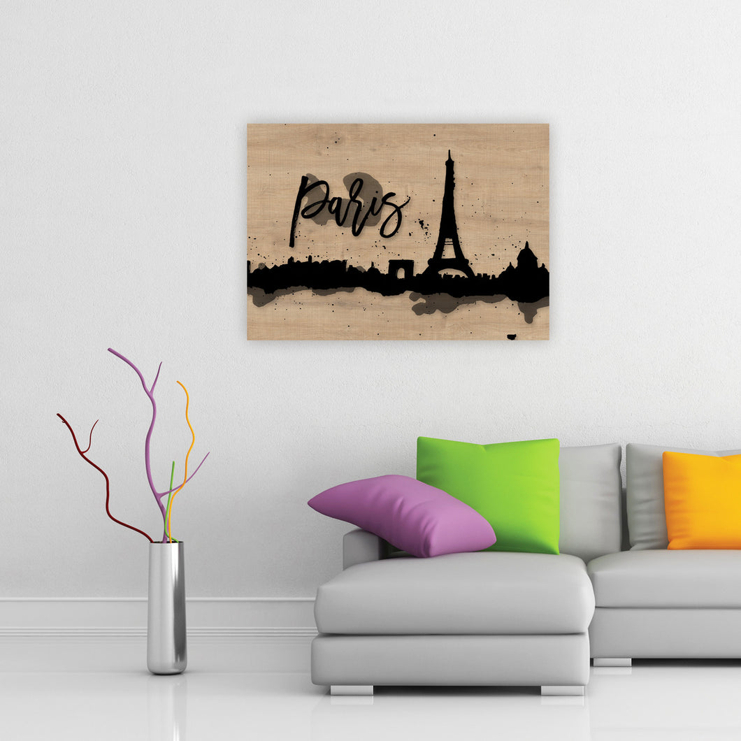 Paris Wooden Frame