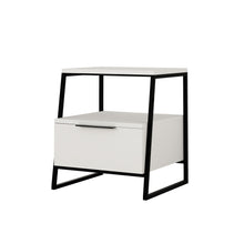 Pal - White Nightstand