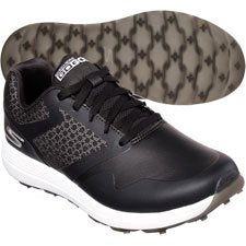 Ladies Skechers Max Golf Shoes Black/White